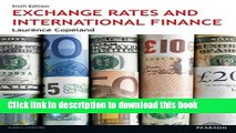 [Popular] Exchange Rates   International Finance, 6th edition Hardcover Collection