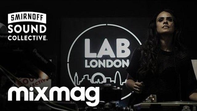 ANNA tech-house DJ set in The Lab LDN