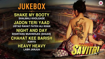 Waarrior Savitri - Full Movie Audio Jukebox   Rajat Barmecha, Niharica R & Lucy Pinder   Param Gill