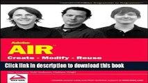 [Read PDF] Adobe AIR: Create - Modify - Reuse Download Online