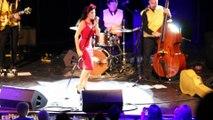 Stephanie Zeligman sings 'Stupid Cupid' Elvis Week 2016 Elvis 56