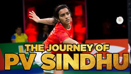 PV Sindhu creates HISTORY at Rio 2016!