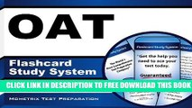 New Book OAT Flashcard Study System: OAT Exam Practice Questions   Review for the Optometry
