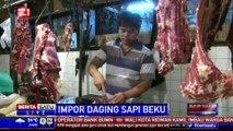 Kementan Rekomendasikan Impor 10.000 Ton Daging Sapi Beku