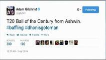 Shane Warne ball of the century vs R  Ashwin T20 ball of the Century