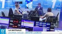Journal des Jeux Olympiques - De l'athlétisme aux handballeuses, la belle journée française