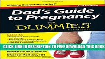 New Book Dad s Guide To Pregnancy For Dummies