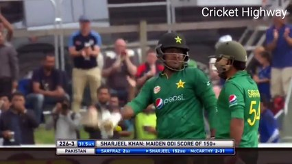 Pakistan vs Ireland 1st ODI 2016 Full Highlights