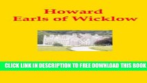 Collection Book Howard Earls of Wicklow (The Landed Gentry   Aristocracy of Co. Wicklow Book 7)