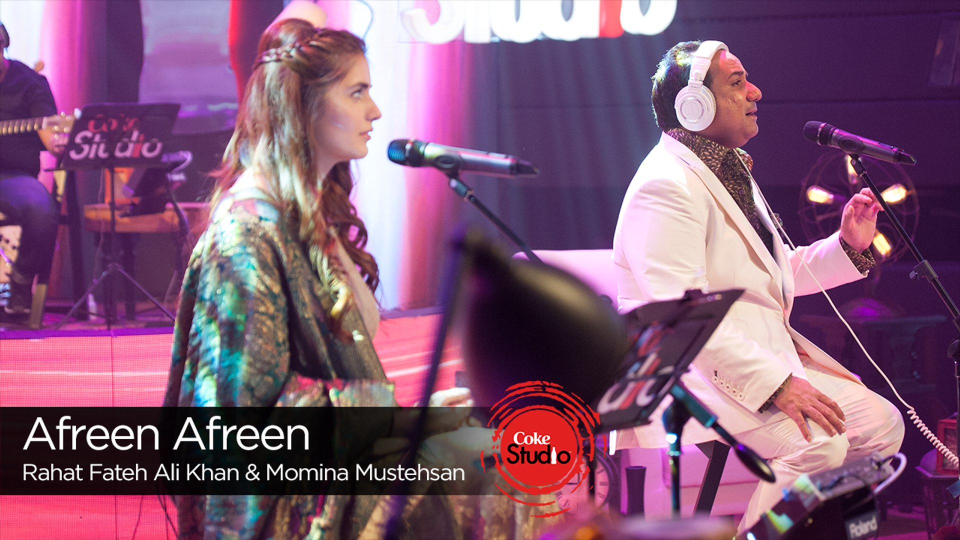 Afreen Afreen Rahat Fateh Ali Khan Momina Mustehsan Episode 2 Coke Studio 9
