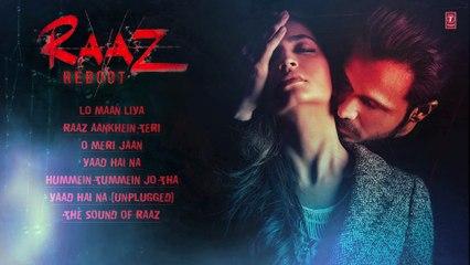 RAAZ REBOOT Jukebox   Full Audio Songs   Emraan Hashmi, Kriti Kharbanda, Gaurav Arora   T-Series