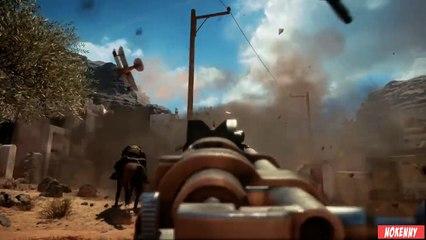 Battlefield 1 : trailer de la Gamescom