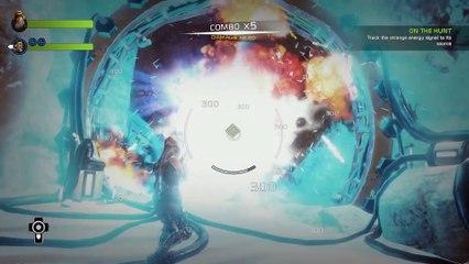 Gamescom Gameplay Trailer de Recore