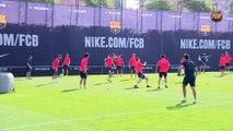 FCB Masia: Gerard prèvia Barça B - Saguntino [CAT]