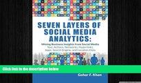 EBOOK ONLINE  Seven Layers of Social Media Analytics: Mining Business Insights from Social Media