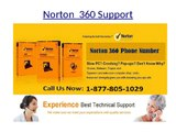1-877-805-1029 Norton 360 Toll Free Number, norton antivirus support number
