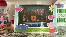Peppa Pig Jouets Bateau de Grand père Papi Pig Grandpa Pig's Bathtime Boat
