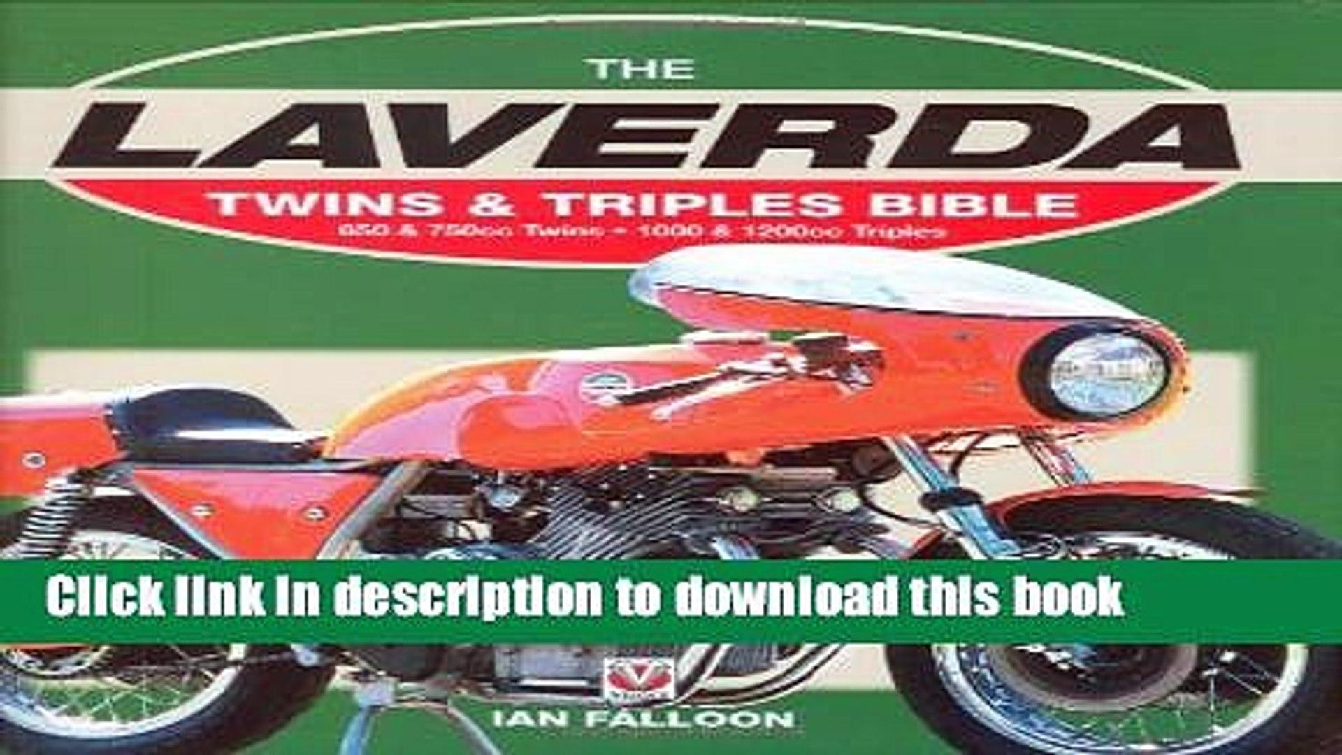 Laverda Twins & Triples Bible