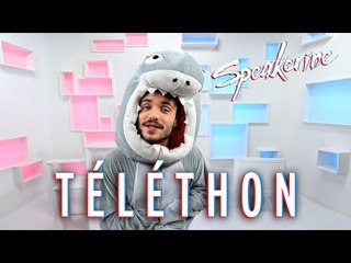 Le Téléthon - Speakerine