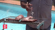 Le barbecue toulousain M. Fog, médaille d'or au concours Lépine