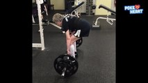 Amazing 90 Year Old Woman Deadlifts 185 Pounds Video 2016 Daily Heart Beat