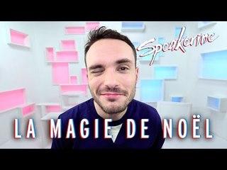 La magie de Noël - Speakerine