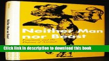 [PDF] Neither Man Nor Beast: Feminism and the Defense of Animals Popular Colection