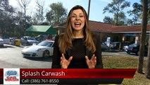 Splash Carwash Port OrangeAmazingFive Star Review by Chuck R.