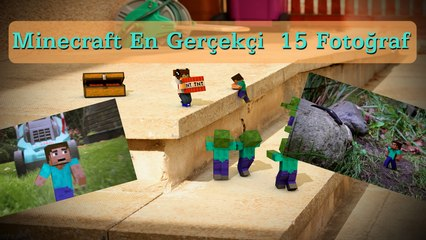 Minecraft En Gerçekçi 15 Fotoğraf