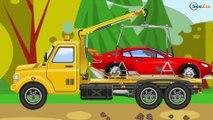 Мультфильмы Машинки мультики Гоночная Машина и Скорая Помощь в видео для детей Автогонки