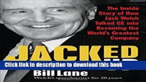 Collection Book Jacked Up: The Inside Story of How Jack Welch Talked GE into Becoming the