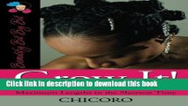 [PDF] Grow It: How to Grow Afro-Textured Hair to Maximum Lengths in the Shortest Time Full Colection
