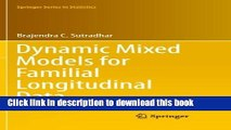 Download Linear Mixed Models for Longitudinal Data ebook