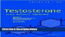 Download Testosterone: Action, Deficiency, Substitution Full Online
