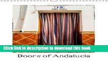 [PDF] Doors of Andalucia 2016: Selection of Doors of Homes in Grenada and La Herradura, Andalucia