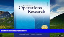 READ FREE FULL  Introduction to Operations Research with Access Card for Premium Content
