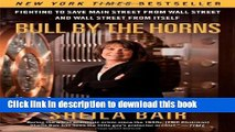 [PDF] Bull by the Horns: Fighting to Save Main Street from Wall Street and Wall Street from Itself