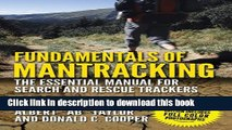 [Popular Books] Fundamentals of Mantracking: The Step-by-Step Method: An Essential Primer for
