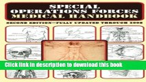 [Popular Books] Special Operations Forces Medical Handbook Free Online