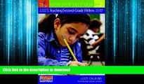 FAVORIT BOOK A Quick Guide to Teaching Second-Grade Writers with Units of Study (Workshop Help
