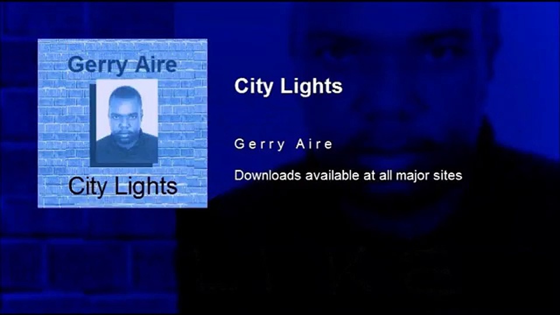 'City Lights' by Gerry Aire