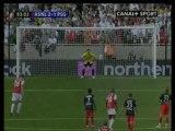 Arsenal 2-1 PSG - Landreau stop le penalty