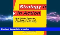 FAVORIT BOOK Strategy in Action: How School Systems Can Support Powerful Learning and Teaching
