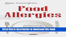 Collection Book Food Allergies: Epidemiology, Symptoms and Therapeutic Approaches (Allergies and