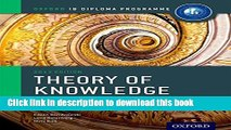 Collection Book IB Theory of Knowledge Course Book: Oxford IB Diploma Program Course Book