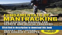 Collection Book Fundamentals of Mantracking: The Step-by-Step Method: An Essential Primer for
