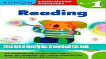 New Book Grade 1 Reading (Kumon Reading Workbooks)