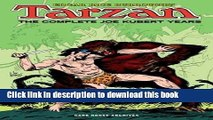 [PDF] Edgar Rice Burroughs  Tarzan: The Complete Joe Kubert Years Omnibus Full Colection