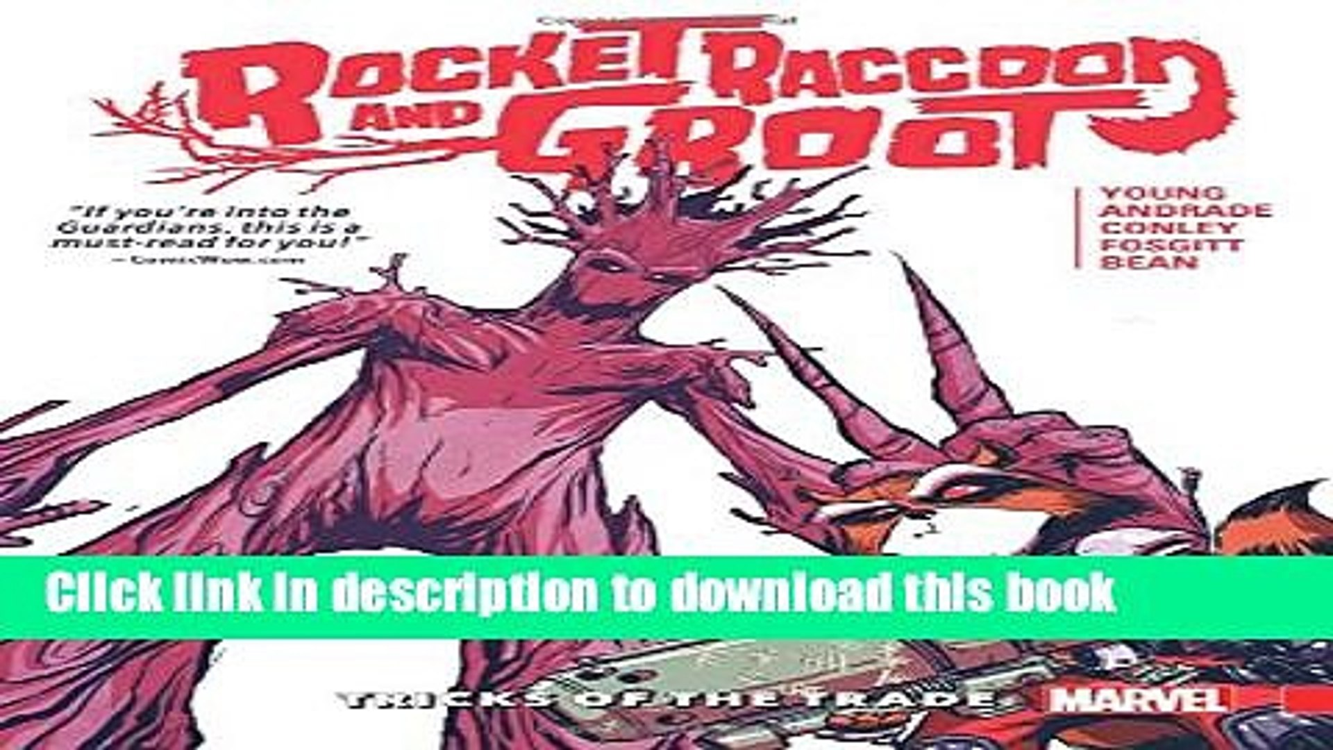 [PDF] Rocket Raccoon   Groot Vol. 1: Tricks of the Trade (Rocket Raccoon and Groot) Full Colection