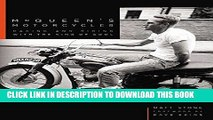 [Free Read] McQueen s Motorcycles: Racing and Riding with the King of Cool Free Online